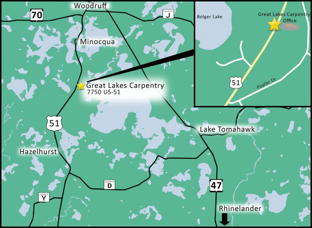 GLC Map